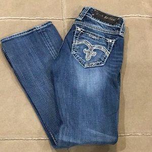 Rock Revival jeans size 25 x 30.